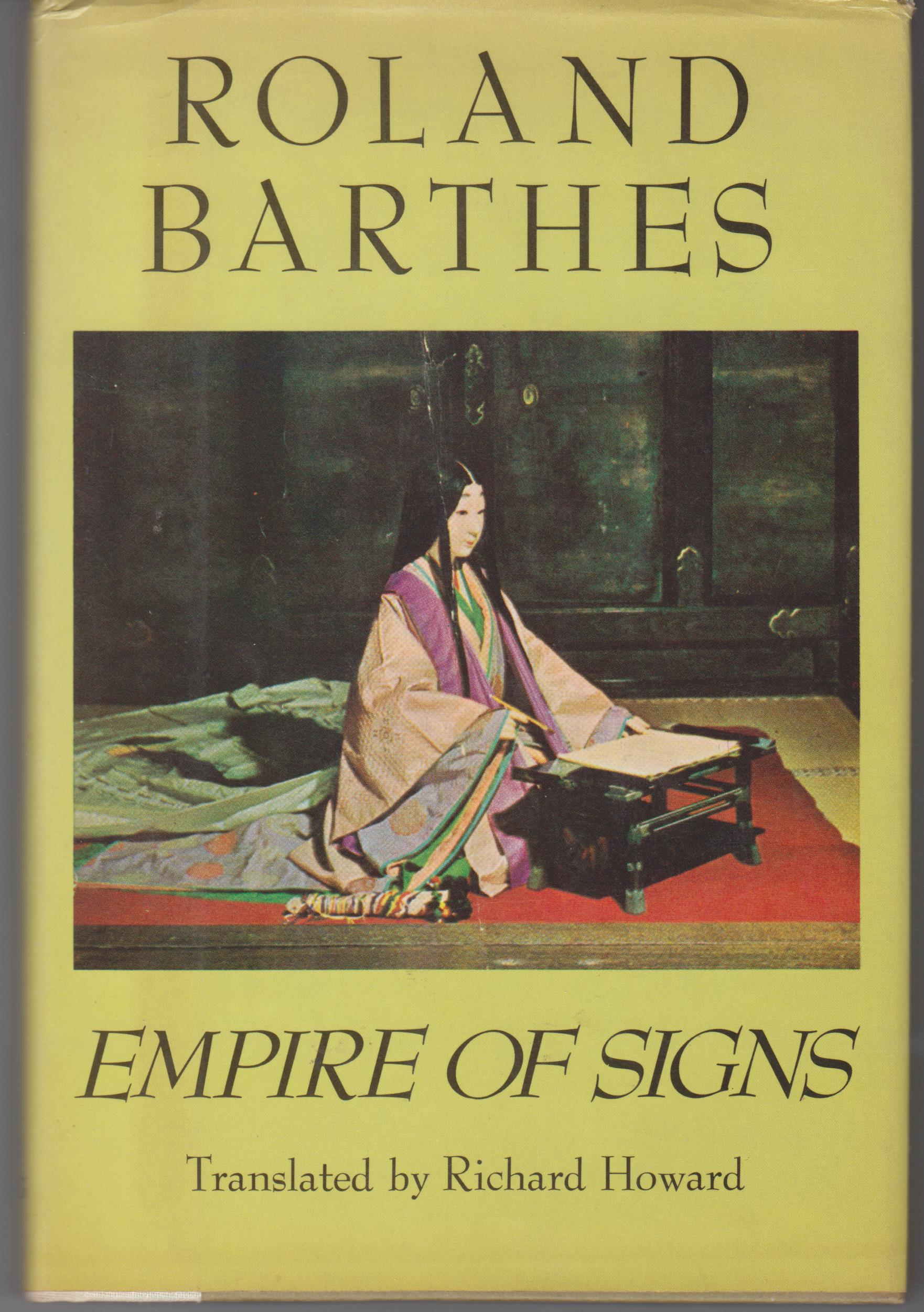 Image for Empire of Signs