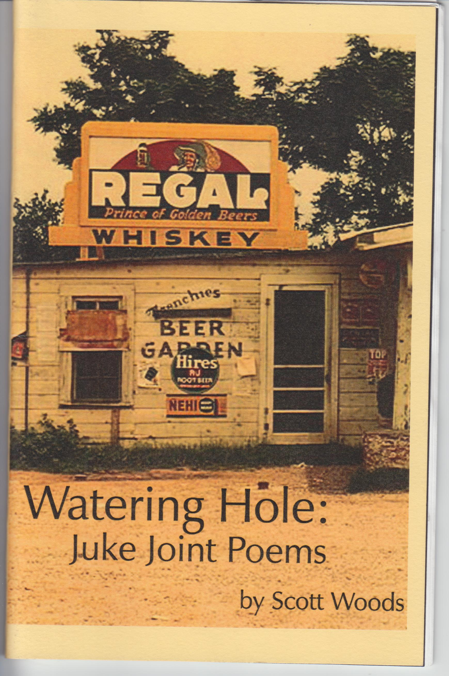 Image for Watering Hole: Juke Joint Poems