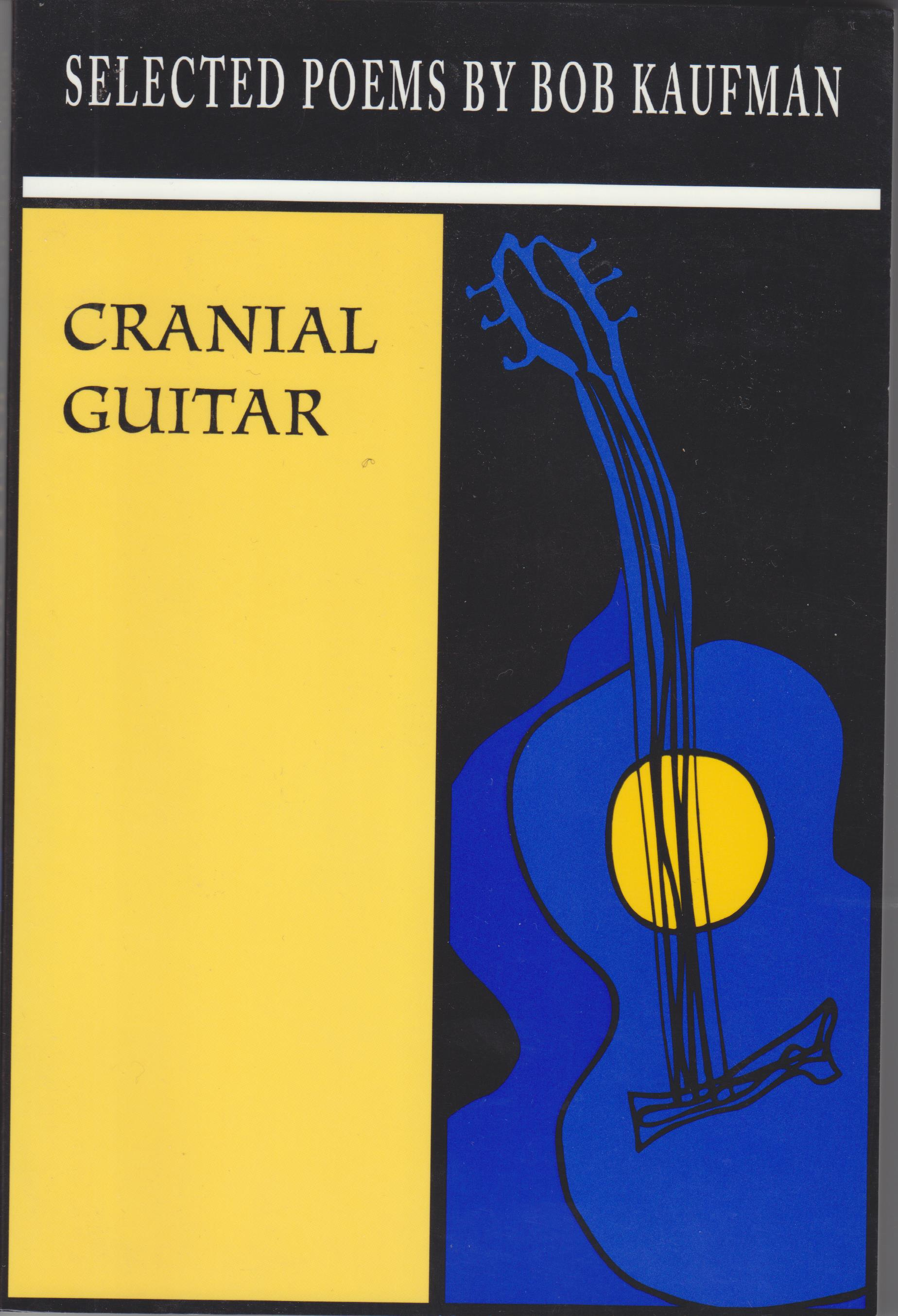 Image for Cranial Guitar. Selected Poems