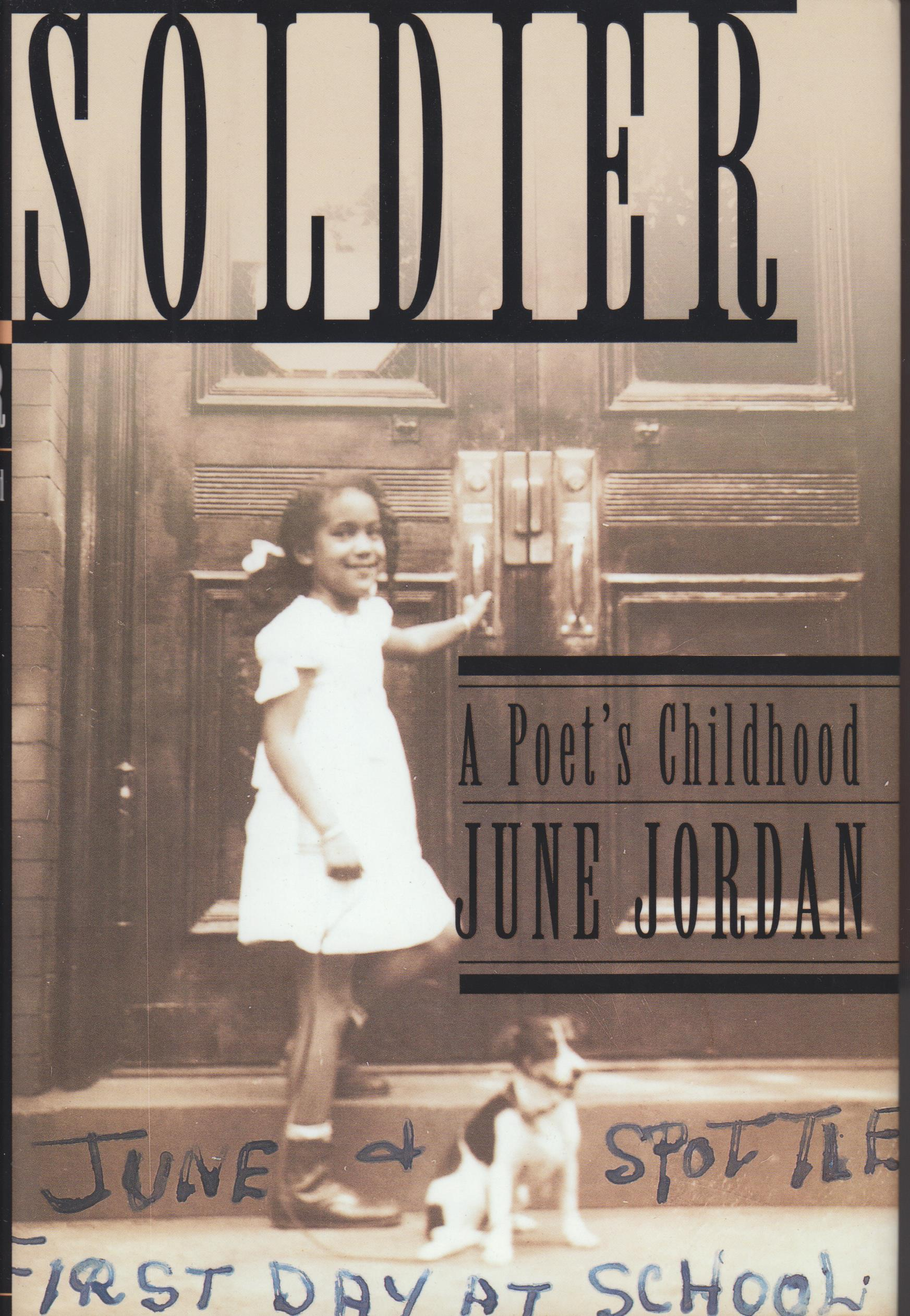 Image for Soldier  A Poet's Childhood