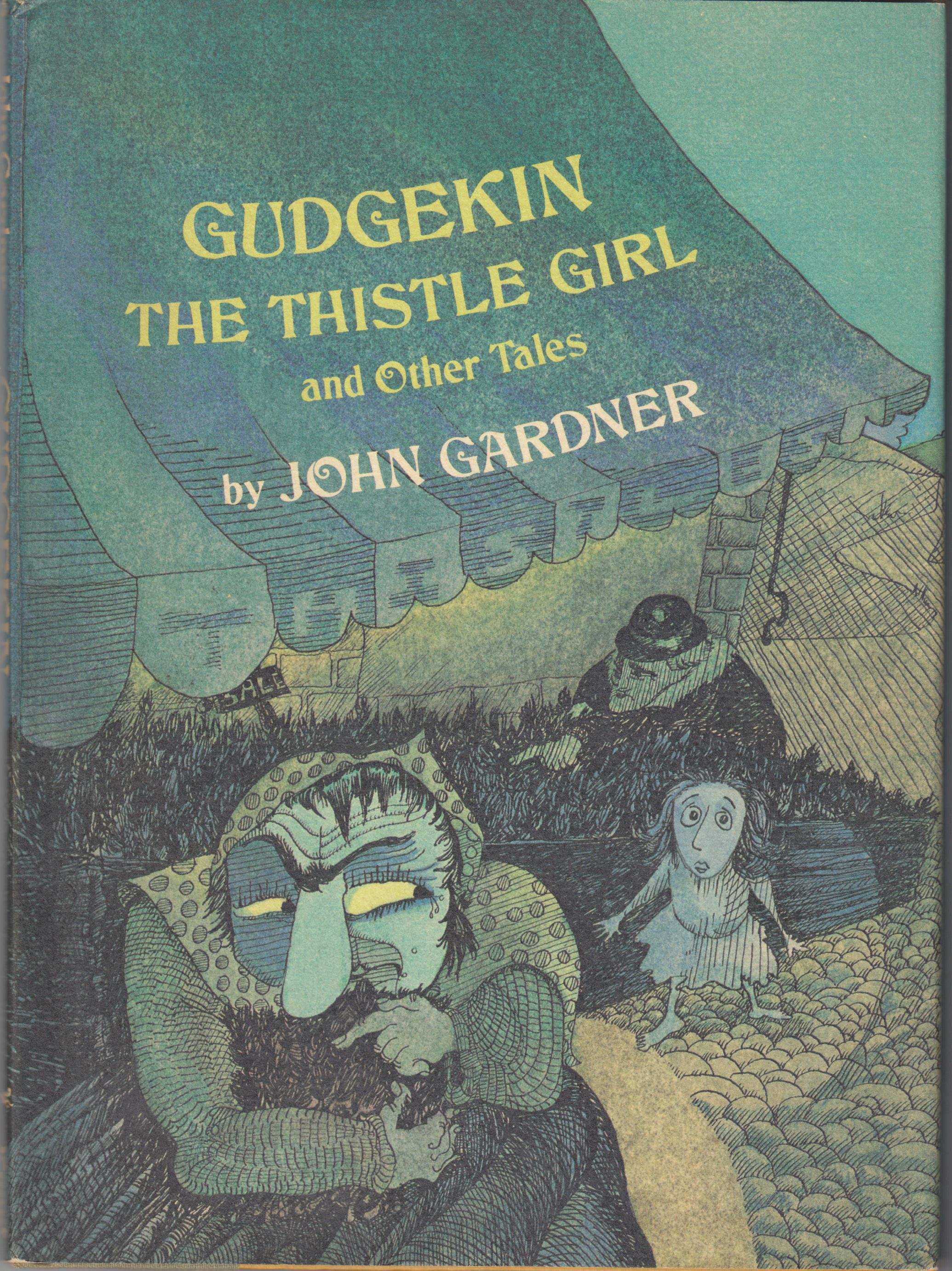 Image for Gudgekin The Thistle Girl and Other Tales