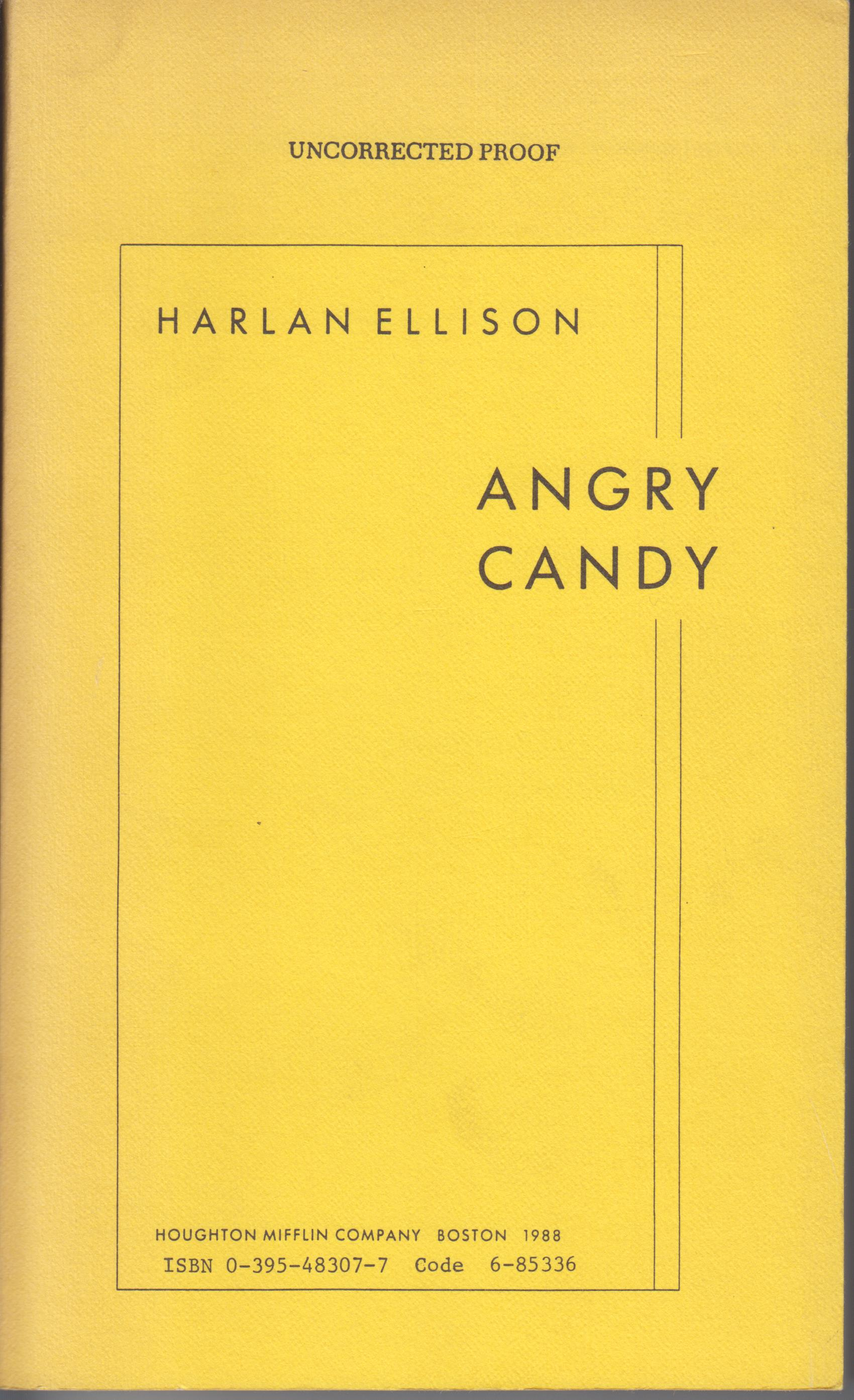 Image for Angry Candy