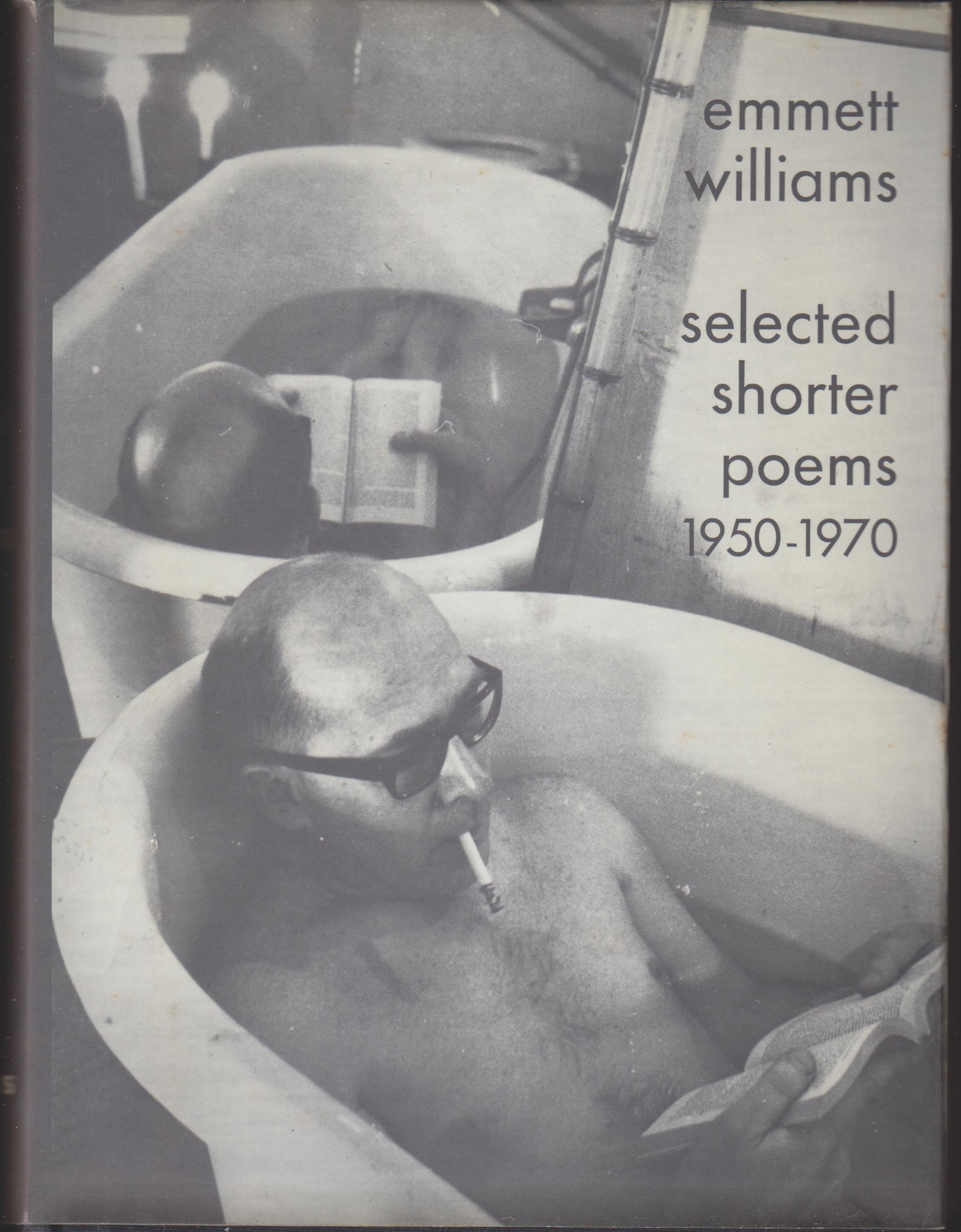 Image for Selected Shorter Poems 1950-1970
