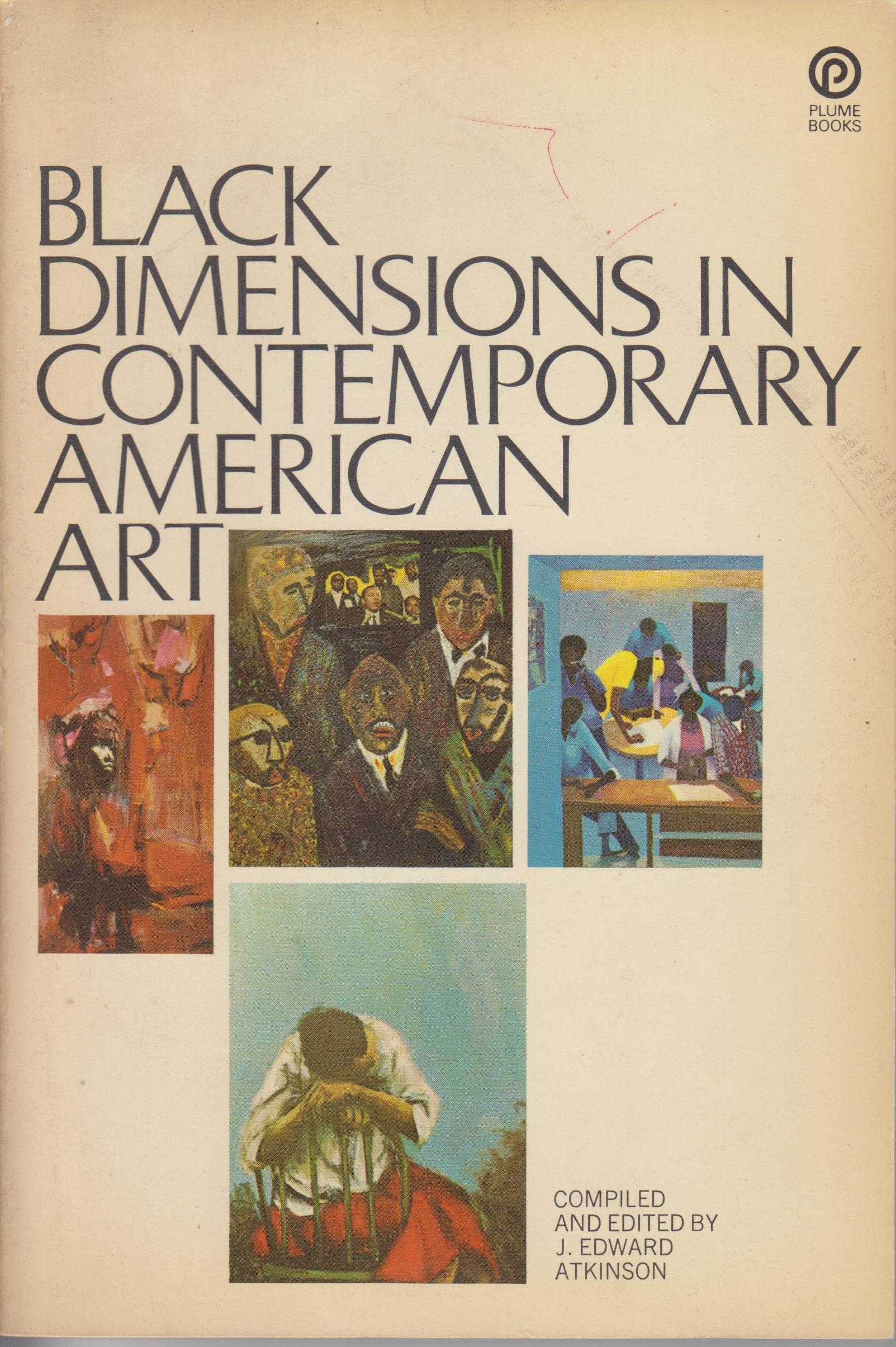 Image for Black Dimensions in Contemporary American  Art
