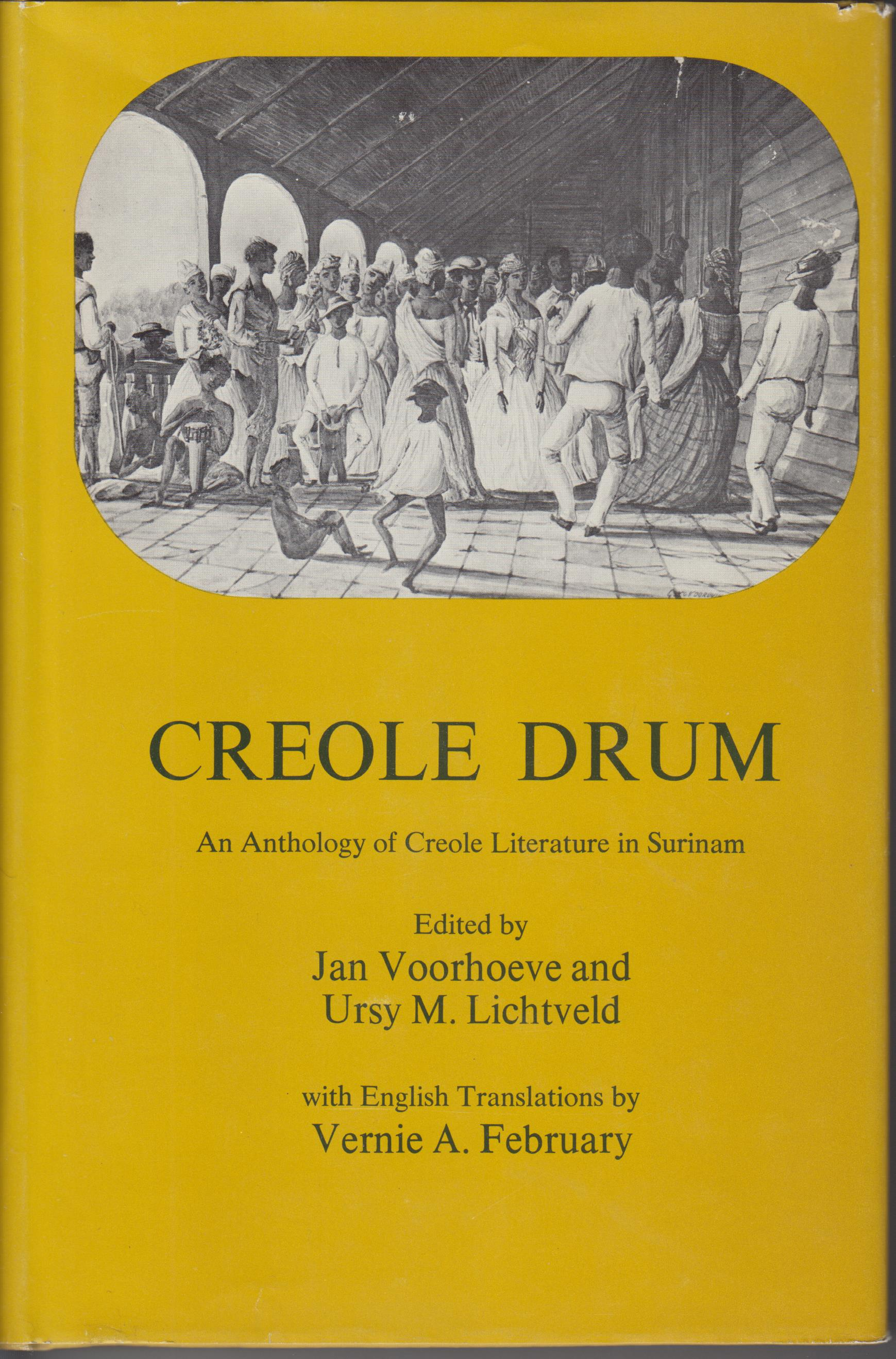 Image for Creole Drum. An Anthology of Creole Literature in Surinam