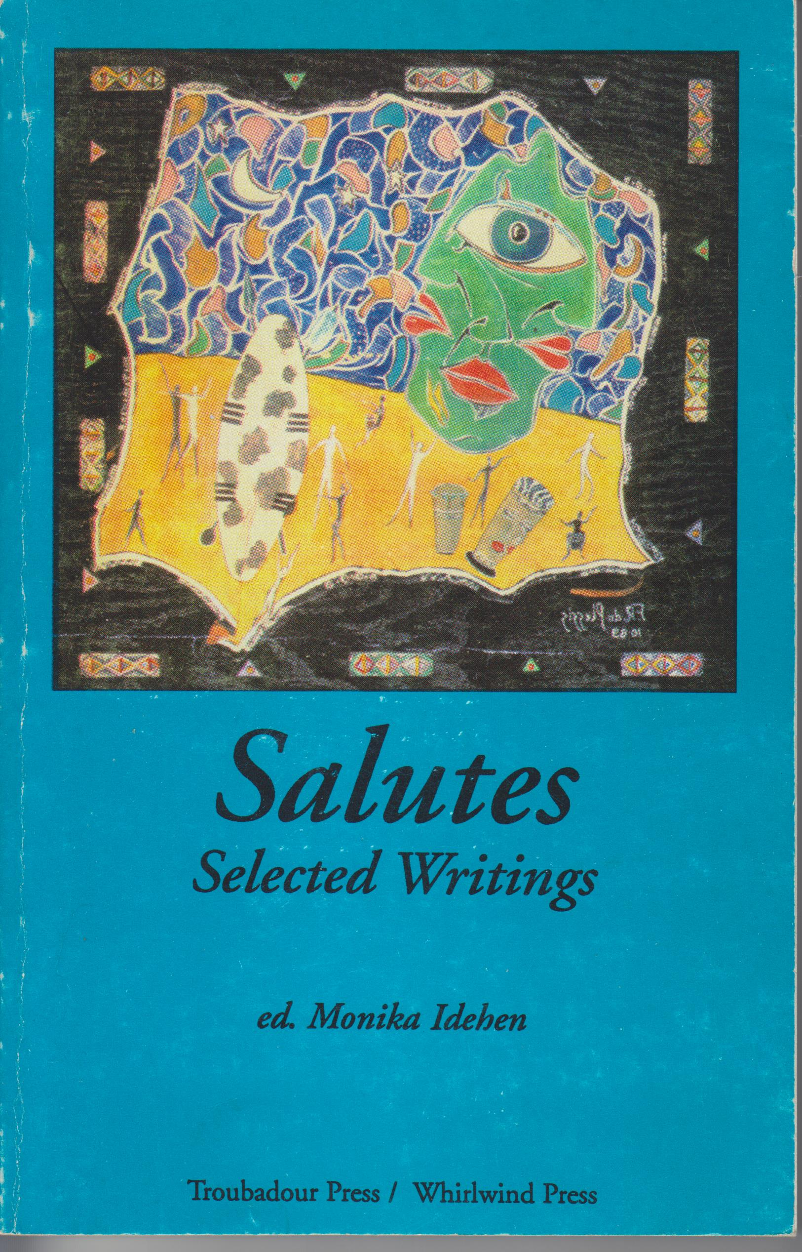 Image for Salutes: Selected Writings