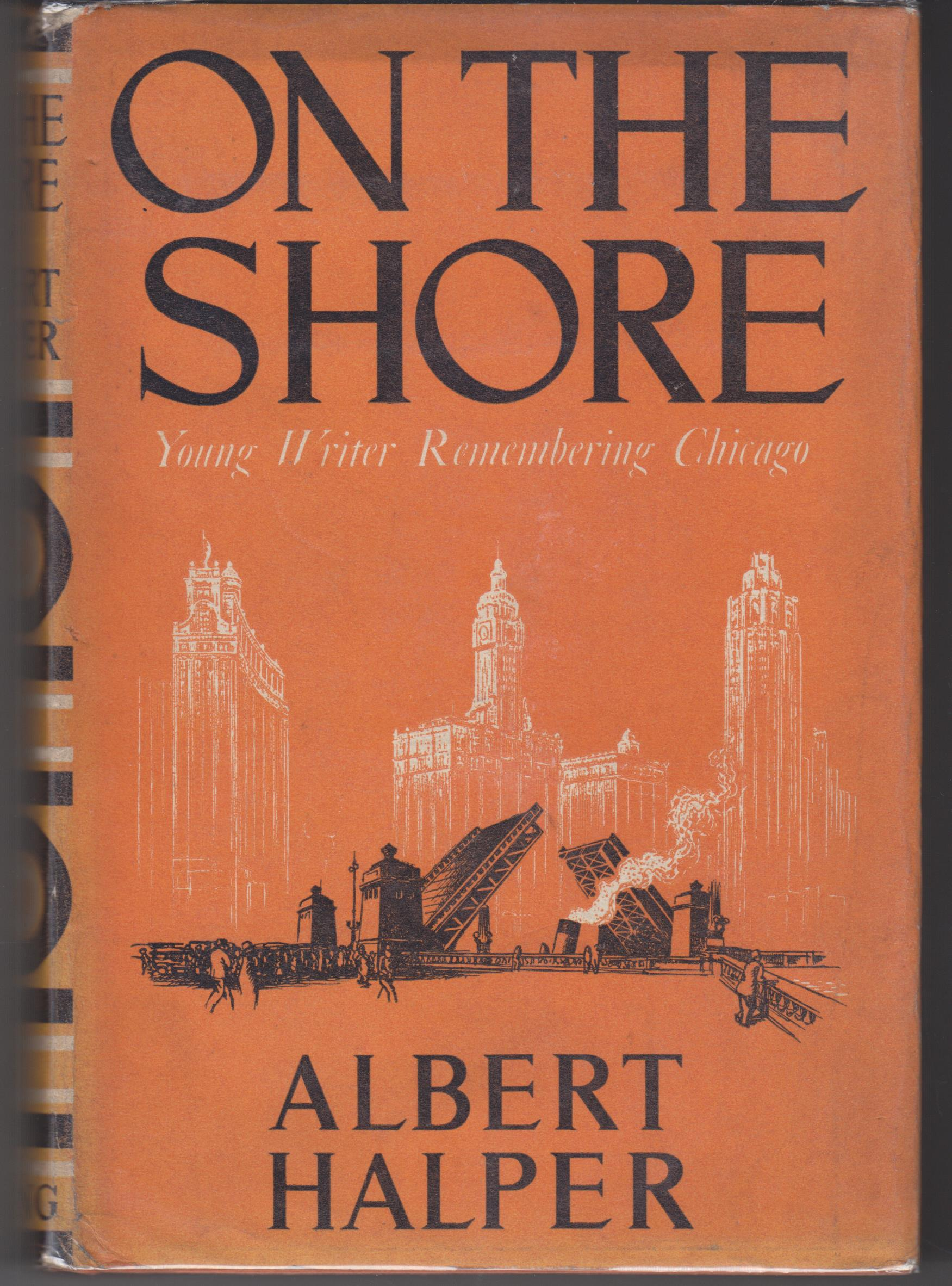 Image for On The Shore. Young Writer Remembering Chicago