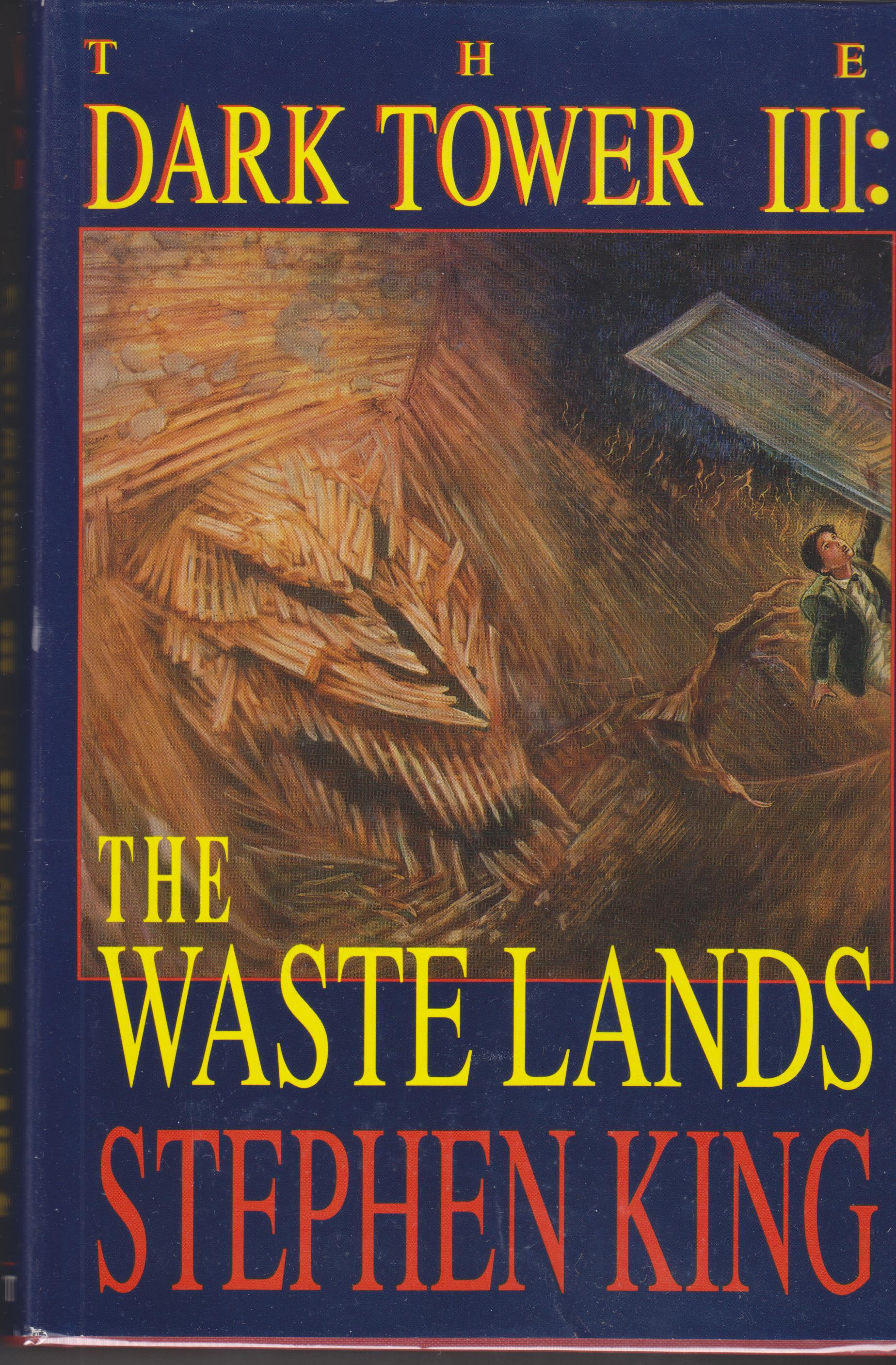 Image for The Dark Tower III. The Waste Lands