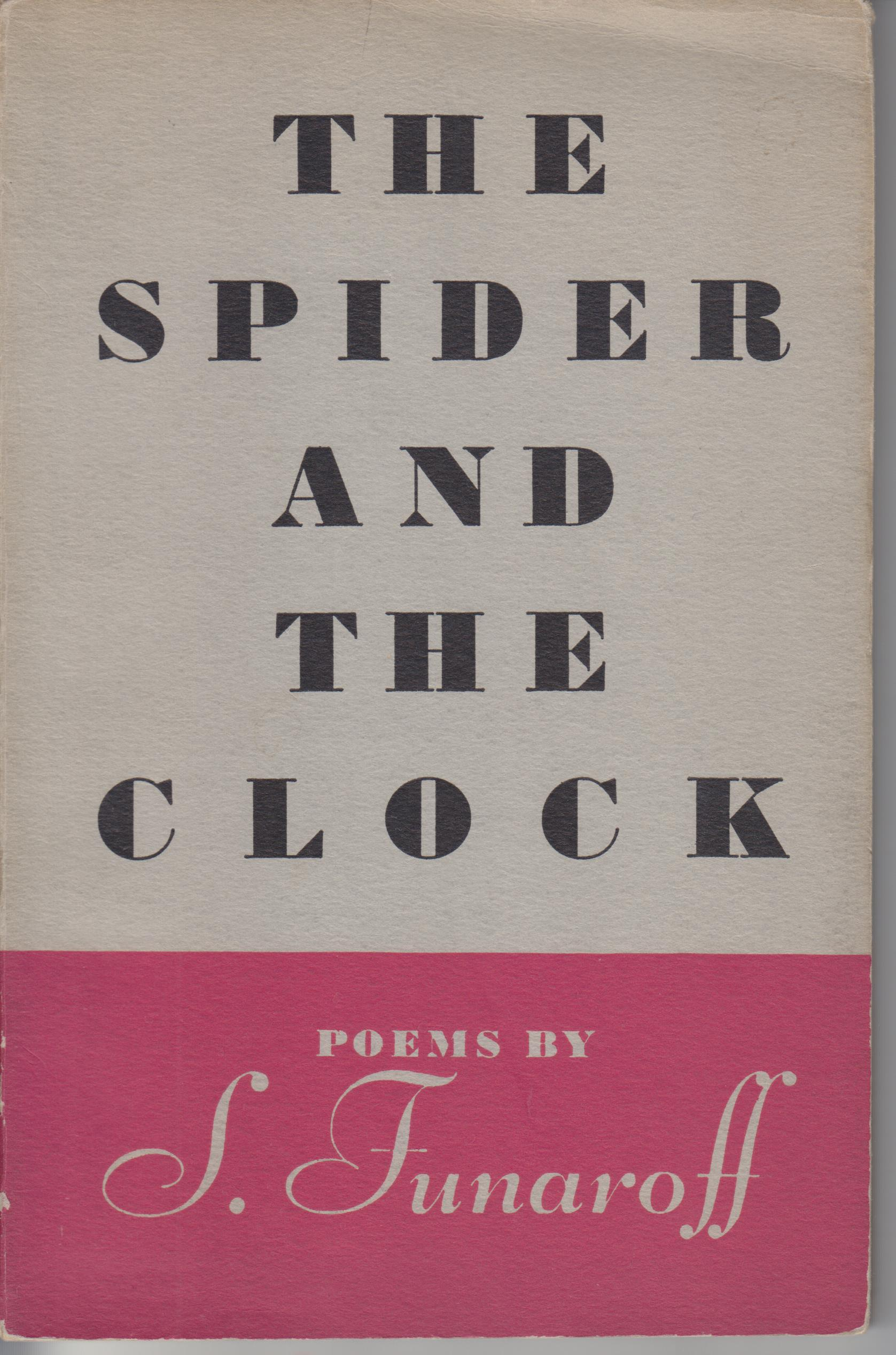 Image for The Spider And The Clock