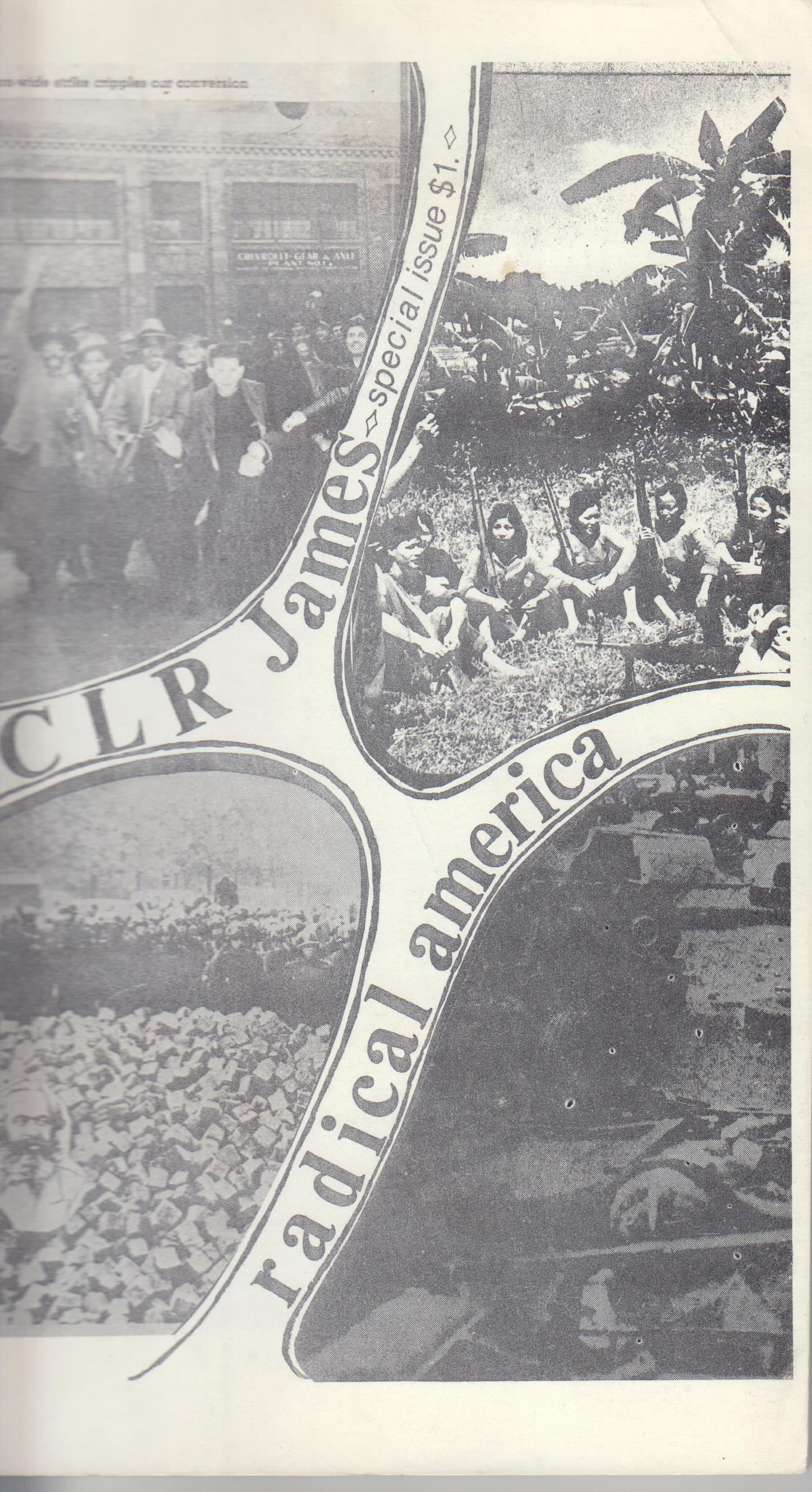 Image for Radical America Volume 4, No.4 (May, 1970)