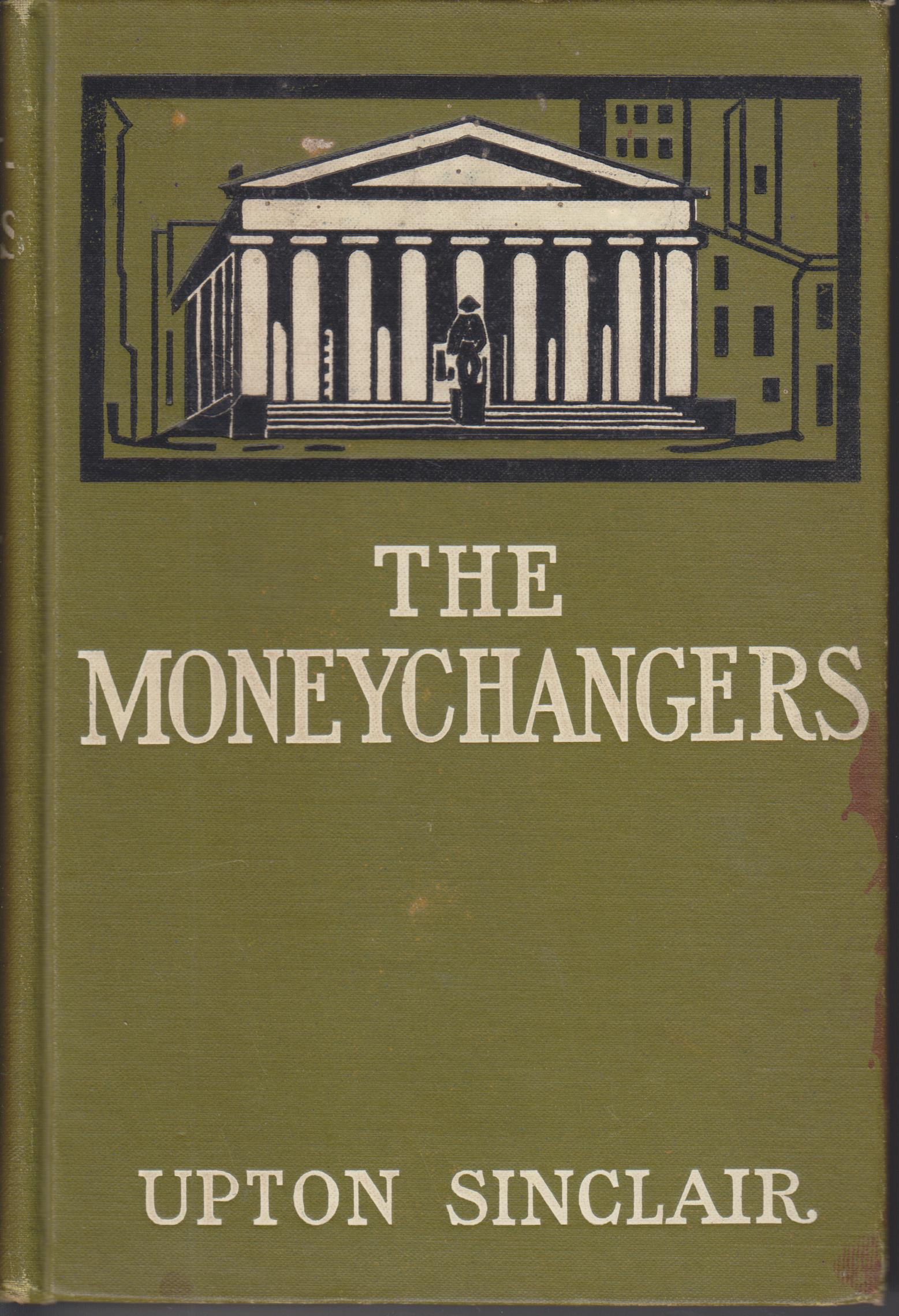 Image for The Moneychangers