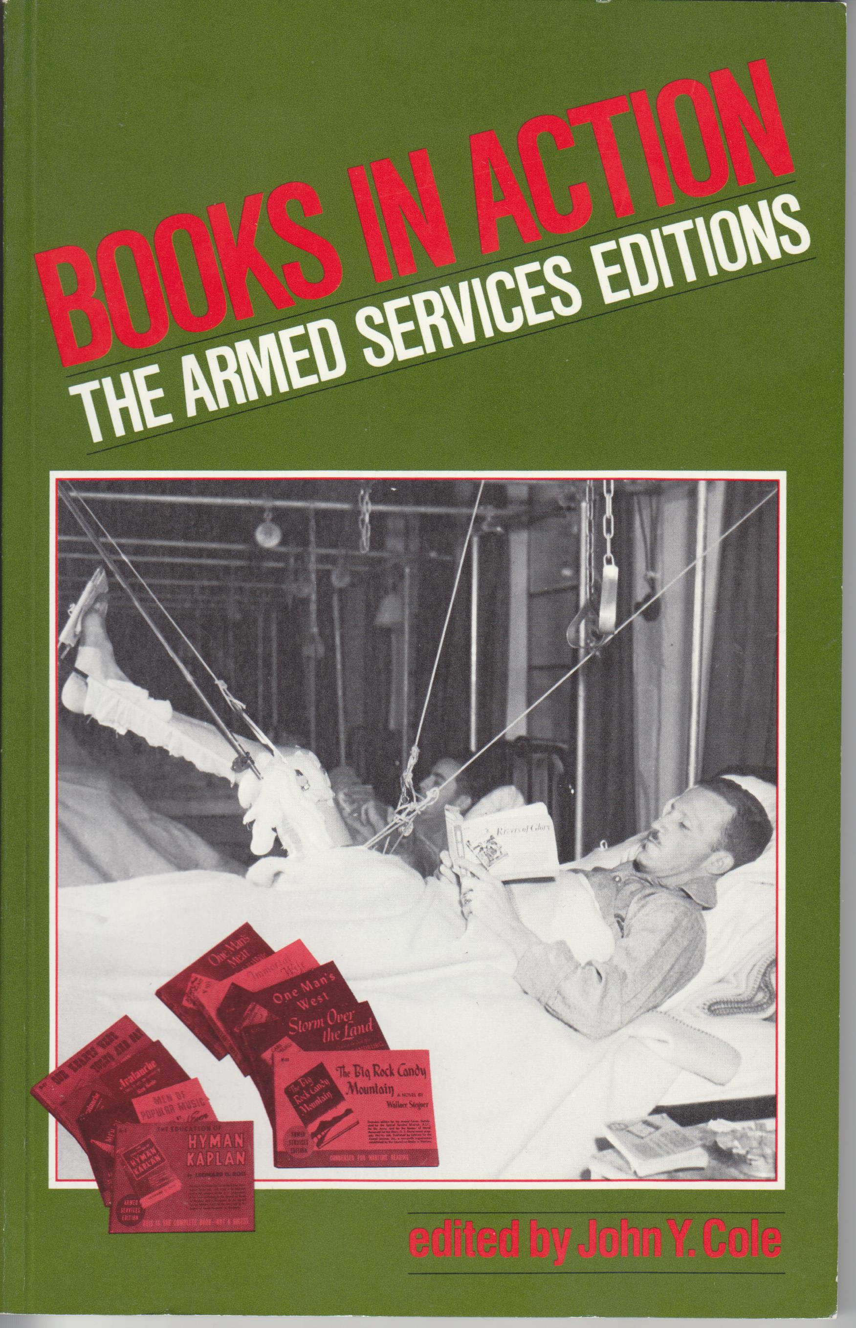 Image for Books in Action. The Armed Services Editions