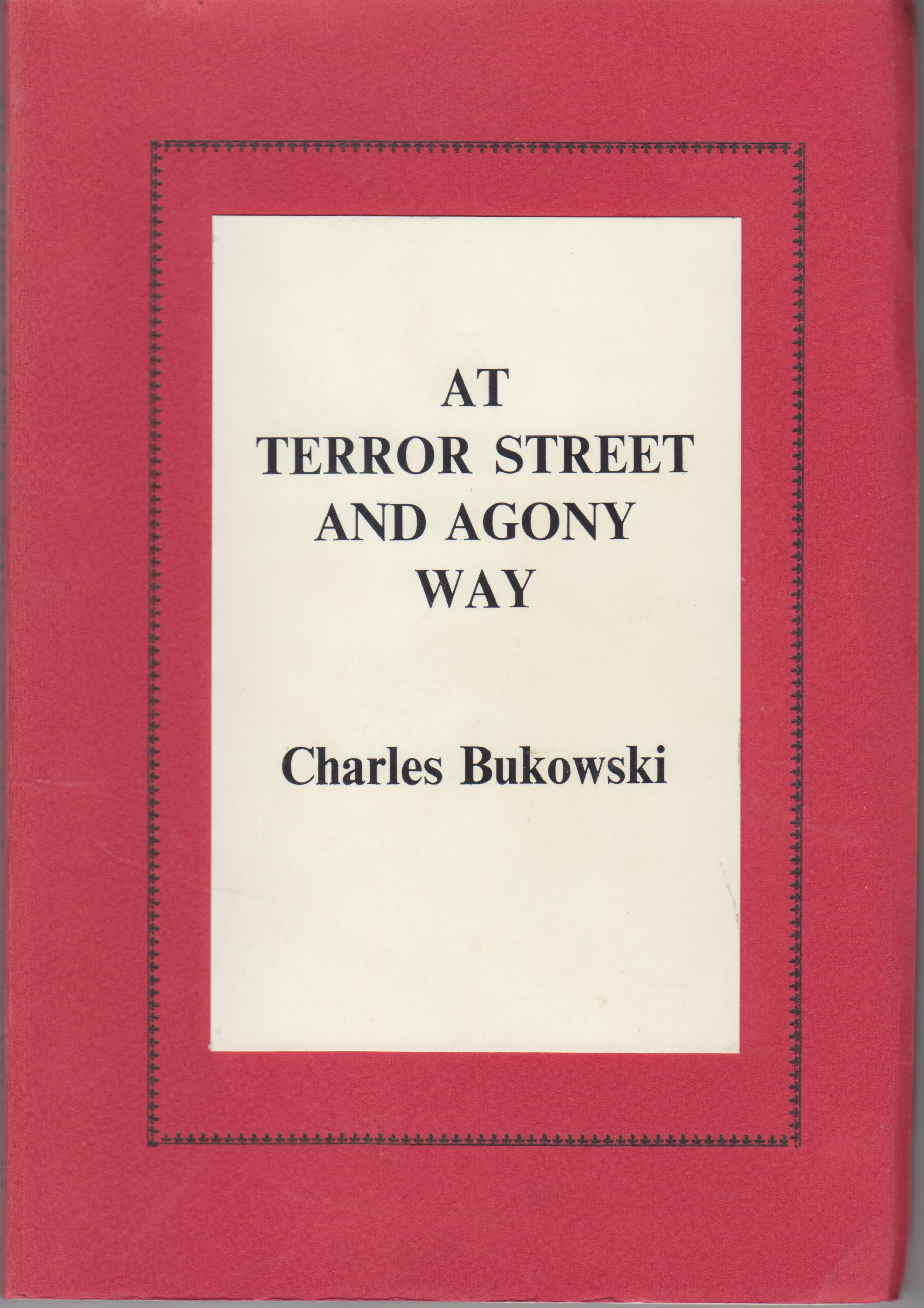 Image for At Terror Street and Agony Way