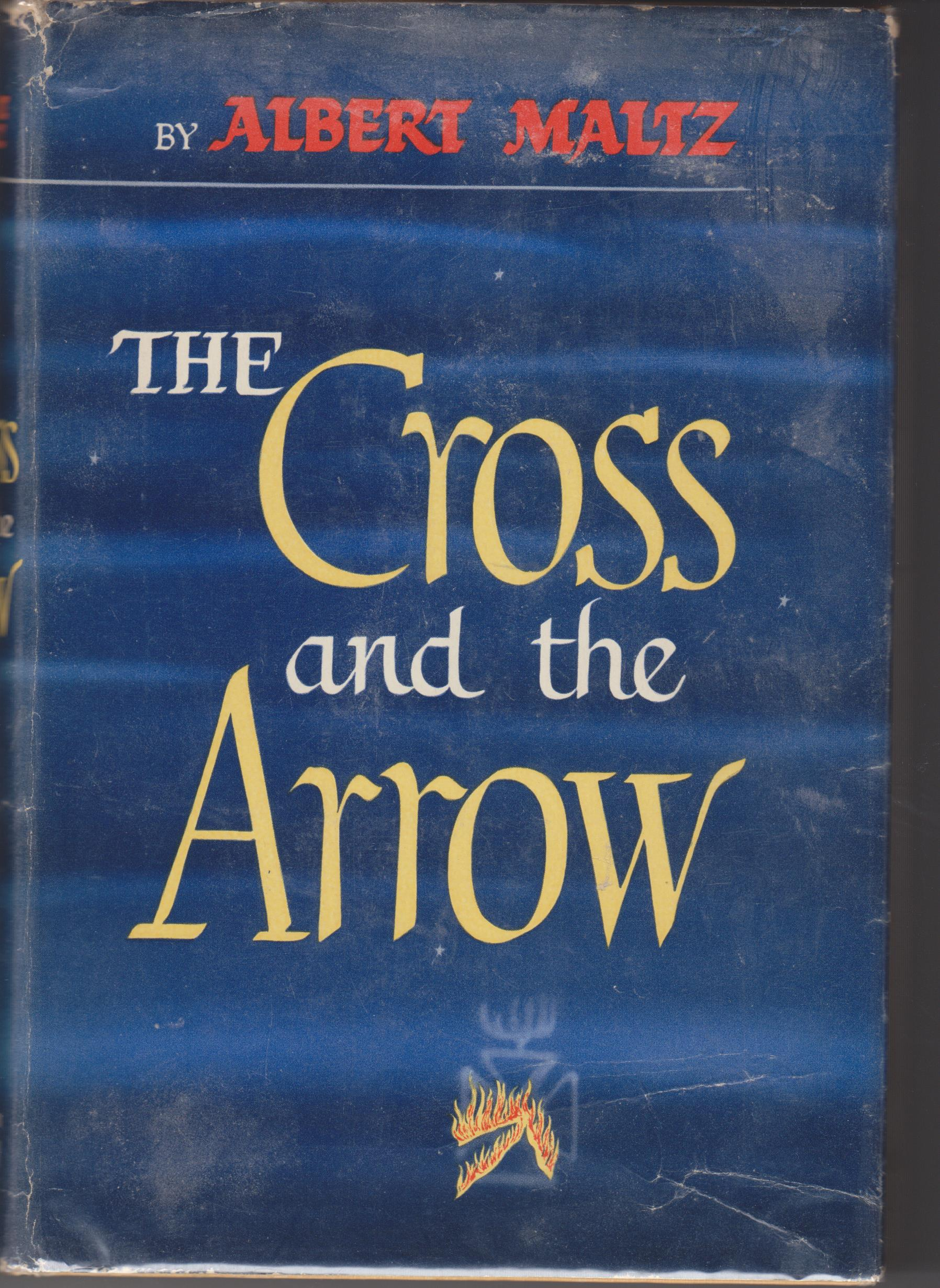 Image for The Cross and the Arrow