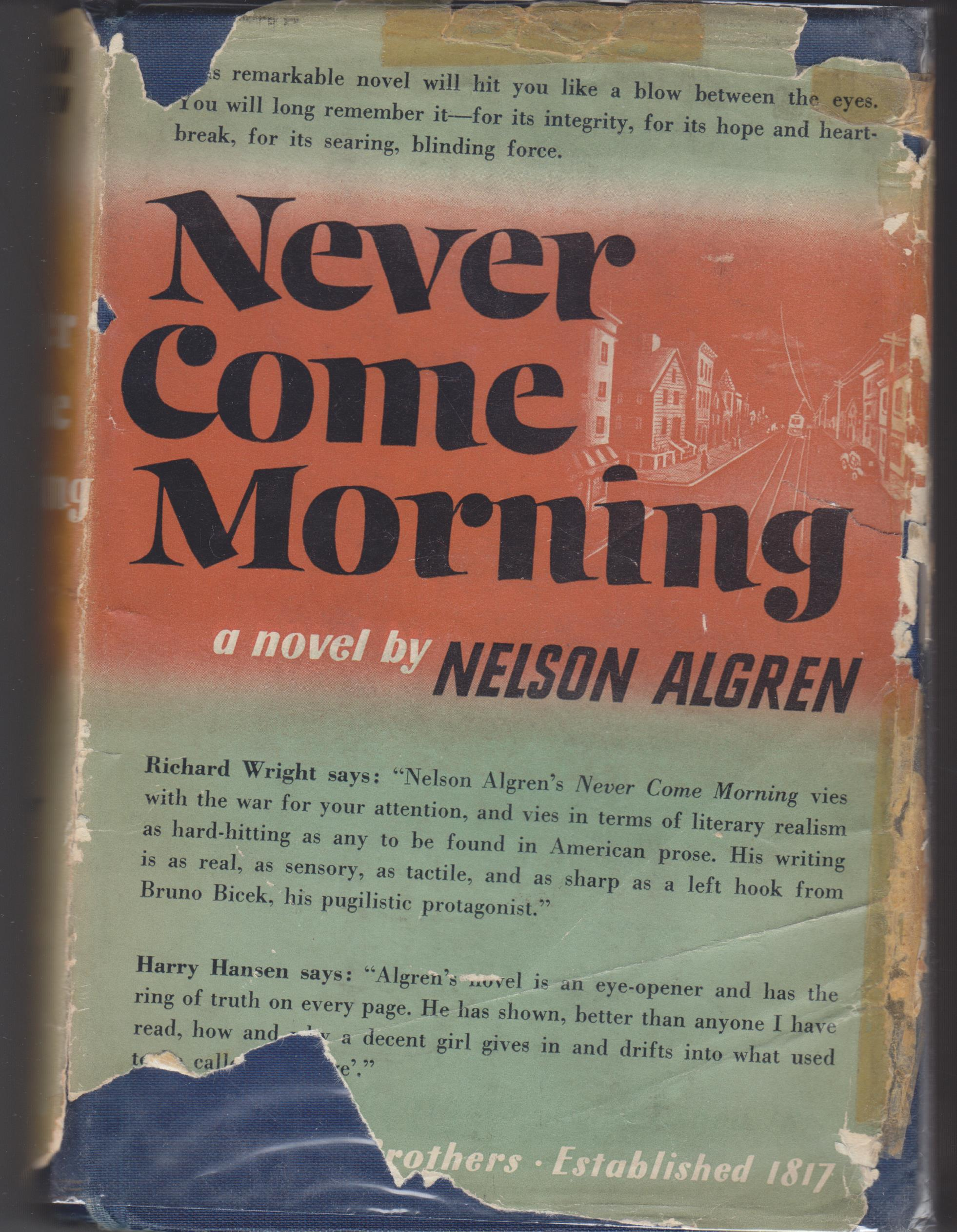 Image for Never Come Morning