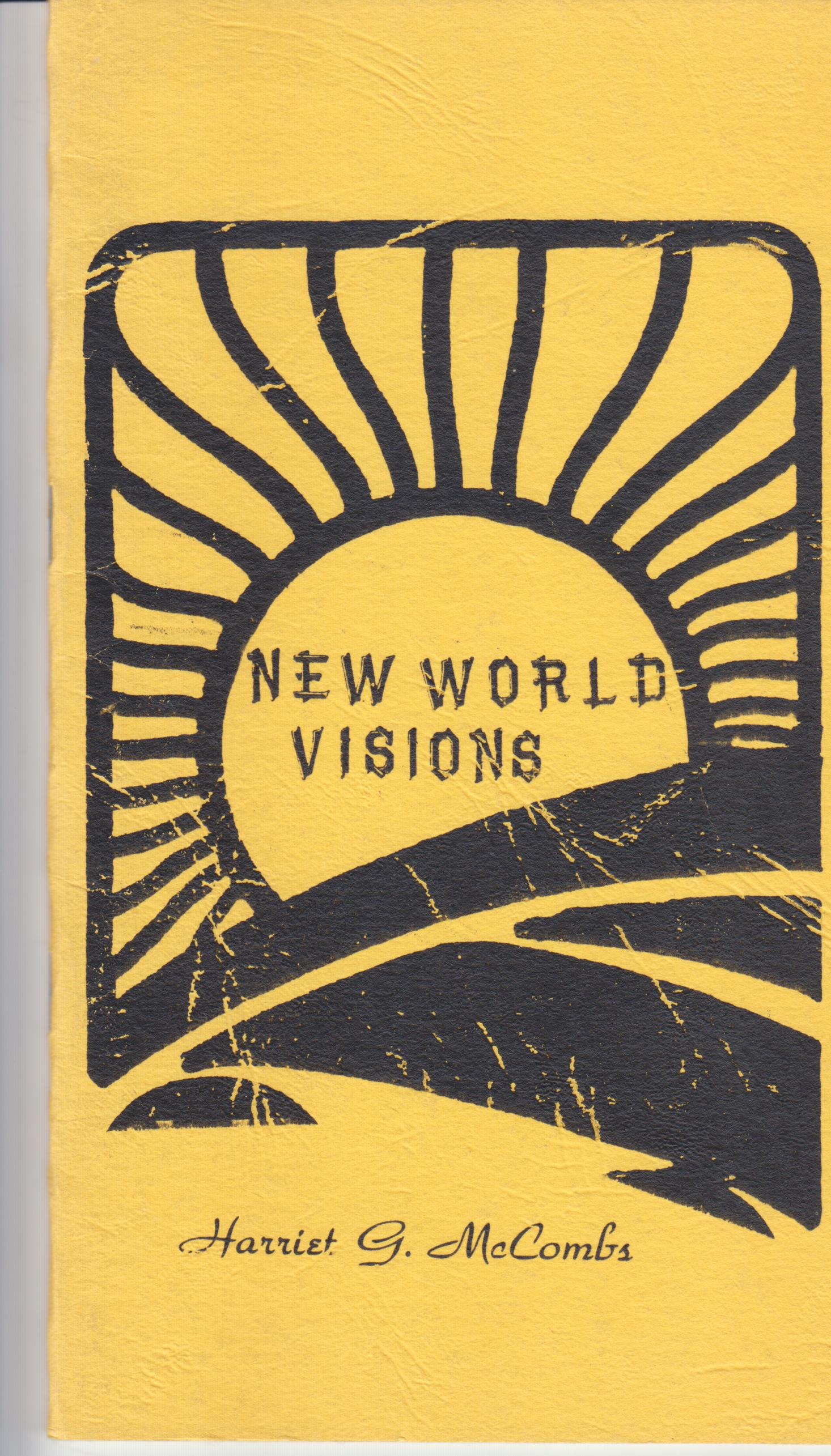Image for New World Visions