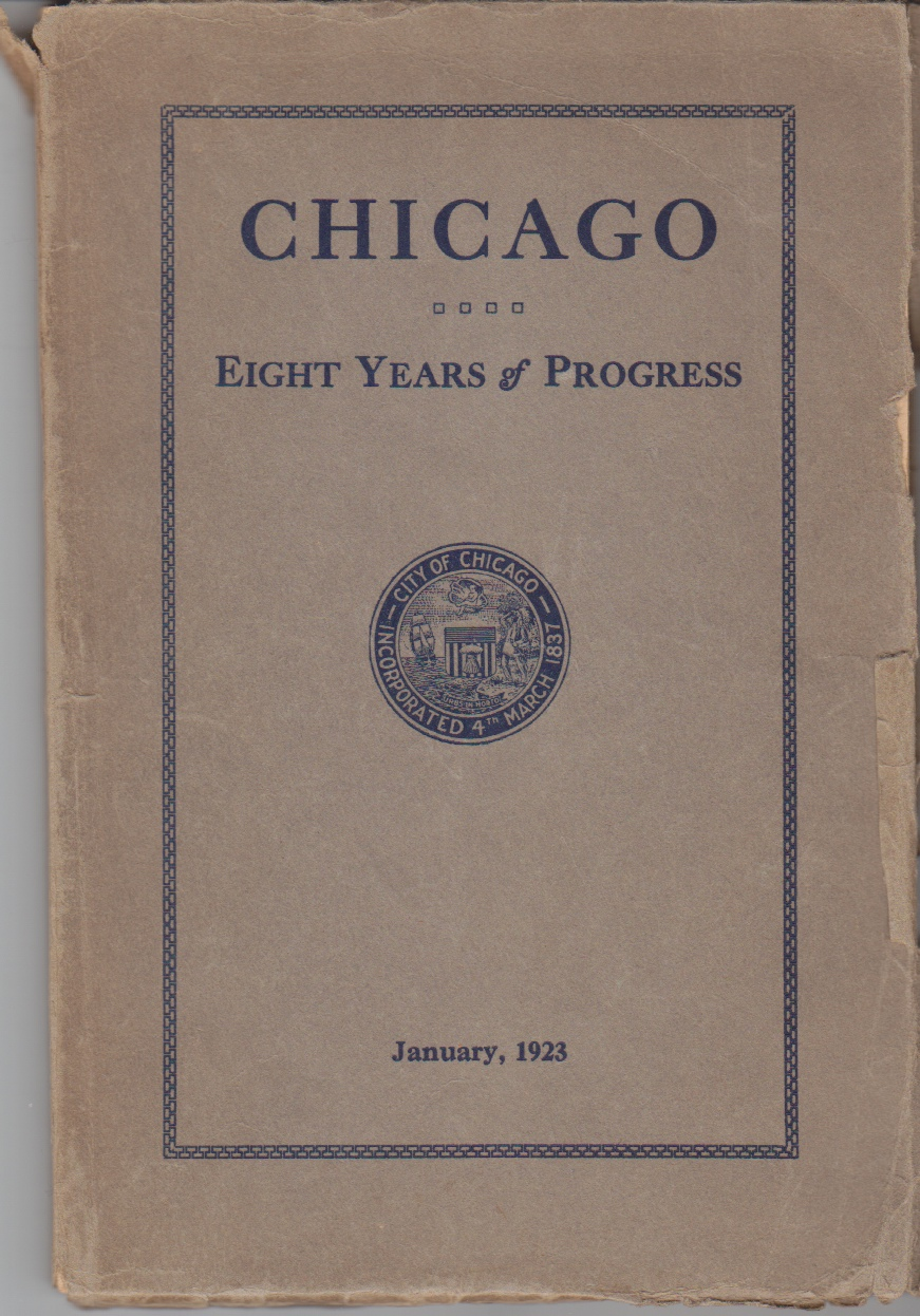 Image for Chicago: Eight Years of Progress